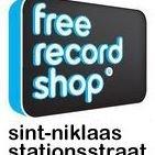 Free Record Shop Sint-Niklaas Stationsstraat