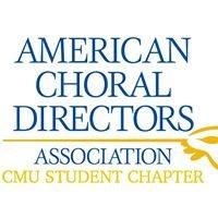 CMU ACDA Student Chapter