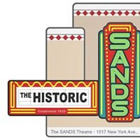 The Historic Sands Theatre