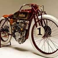 Board Track Motorcycle