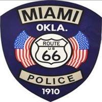 Miami, Oklahoma Police Department