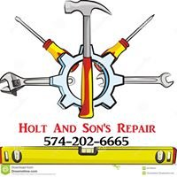 Holt and Son's Repair