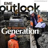 Europe & Middle East Outlook Magazine