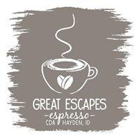 Great Escapes Espresso