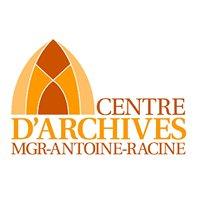 Centre d'archives Mgr-Antoine-Racine