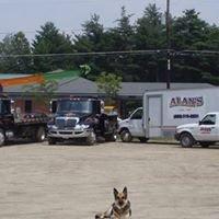 Alan's Diesel Service