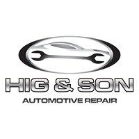 HIG & SON Automotive Repair