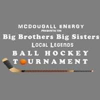 McDougall Energy presents Big Brothers Big Sisters Ball Hockey Tournament