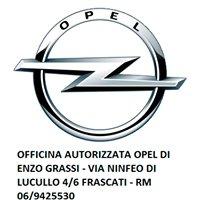 Officina autorizzata Opel Enzo Grassi Frascati - RM