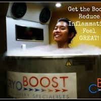 CryoBoost Lubbock - Whole Body Cryotherapy Always $25