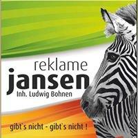 Reklame Jansen e.K.