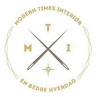 Modern Times Interiør UB