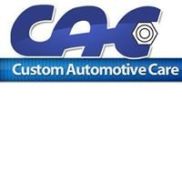 Custom Automotive Care