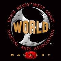 Ernie Reyes' West Coast World Martial Arts of  Morgan Hill