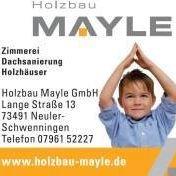 Holzbau Mayle