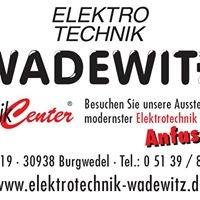 Elektrotechnik Wadewitz GmbH