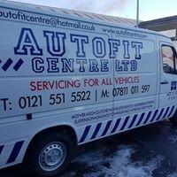 Autofit Centre Ltd