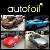 Autofoil car wrapping technology