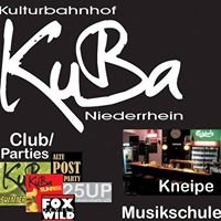 KuBa - Kulturbahnhof Niederrhein