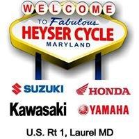 Heyser Cycle Sales