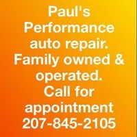 Paul's Performance Auto Repair
