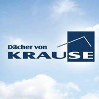 Dächer von Krause GmbH