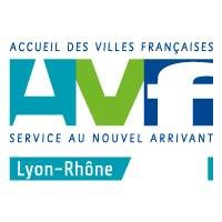 Accueil des Villes Françaises  AVF Lyon-Rhône