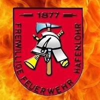 Feuerwehr Hafenlohr