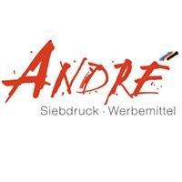 Siebdruck & Werbemittel André