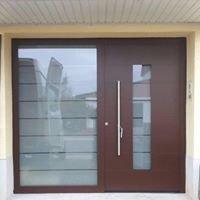 DOORSline Fenster Haustüren Garagentor Sectionaltor