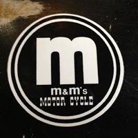 M&M's motorcycle