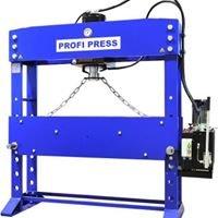 RHTC, manufacturer and supplier of Profi Press