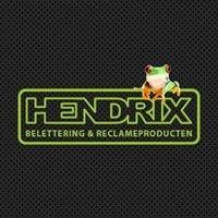 Hendrix Belettering & Reclameproducten