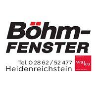 Böhm Fenster