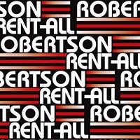 Robertson Rent-All Inc.