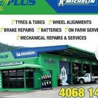 Tully Tyre Service - Tyreplus
