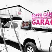 Poppa Candy's Garage