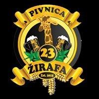 Pivnica Žirafa 23