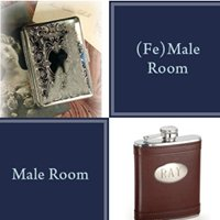 Personalized Gifts For Everyone - The - Fe Male Room & More
