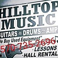 Hilltop Music , Instrument Liquidation and Lesson Shop