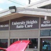 University heights auto care
