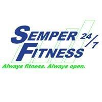 Semper Fitness 24/7