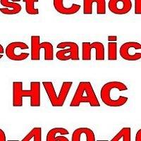 First Choice Mechanical HVAC