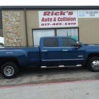 Rick's Auto & Collision