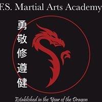 I.F.S. Martial Arts Academy