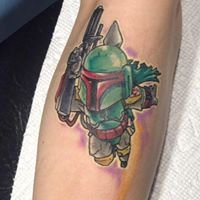 Altered Ink tattoo