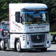 Roy Humphreys