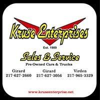 Kruse Enterprises Service Centers