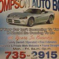 Thompson Auto Body