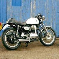 THE MOTORCYCLE WORKSHOP